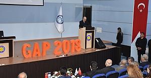 HRÜde 6. Uluslararası GAP Mühendislik...