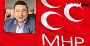 MHP'nin Harran Belediye Başkan Adayı Mahmut Özyavuz Oldu