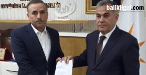Mustafa Tepe Eyyübiye Belediye Başkan...
