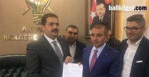 Mustafa Zahit. Haliliye Belediye Başkan...