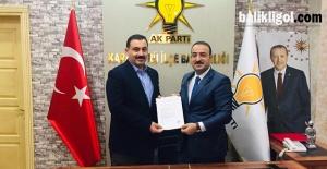 Nihat Kılıç, Karaköprü Belediye Başkan Aday Adayı Oldu