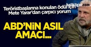 PKK elebaşlarına ödül koyan ABD#039;nin...