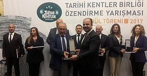Şanlıurfa Büyükşehir'e 'En İyi Uygulama Ödülü'