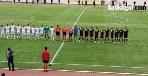 Tarsus İdmanyurdu Şanlıurfaspor 0 - 2
