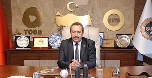 Ticaret Borsası Başkanı Kaya, Urfa için girişimlerde bulundu