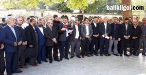 Yemen'deki Zulme Şanlıurfa'dan tepki