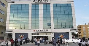 AK Parti İlçe Adaylar Cuma günü...