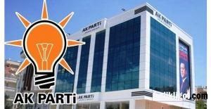 AK Parti Şanlıurfa İlçe adayları...