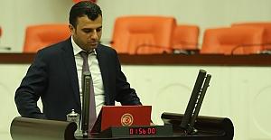 HDP'li Vekil Öcalan Meclise Soru Önergesi Verdi