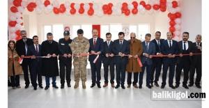 Hilvan'da 12 derslik ortaokulun açılışı yapıldı