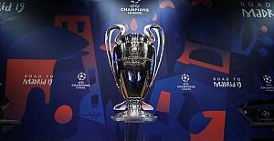 UEFA'da kuralar çekildi! Bakın hangi takımlar eşleşti?