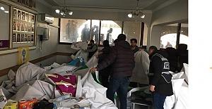 Urfa#039;da HDP İl Binasına Baskın:...