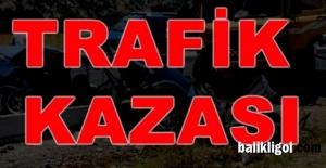 Akçakale- Ceylanpınar'da kaza: 5 Yaralı