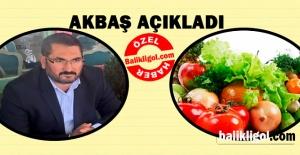 Faruk Akbaş: Vatandaşın Ucuz Sebze...