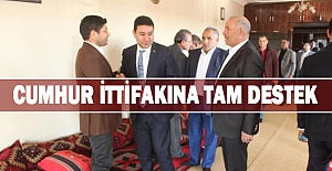 Mahmut Özyavuz AK Parti Aday Adaylarından...