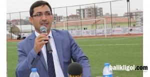 Sabri Yetim: Karaköprü Belediye Başkanlığına...