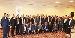 ŞUTSO, 65 kişilik heyetle Urfa'nın sorunlarını Ankara'ya taşıdı