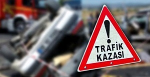 Urfa Diyarbakır Yolunda Kaza: 1 ölü 3 yaralı