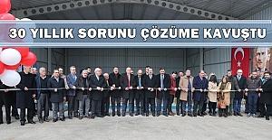 Bozova'da Hizmete Açıldı