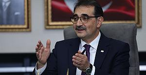 Enerji Bakanı Urfa'da Elektirik ve Gaz Dağıtımı Yetkilileriyle Görüşecek