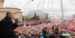 Erdoğan: Mesele sebze-meyve değil, doğrudan Türkiye ekonomisidir