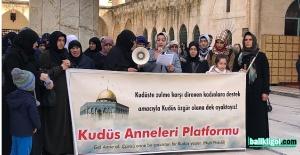 Kudüs Anneleri Platformu, Kudüs için 60. hafta bir araya geldiler