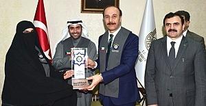 Kuveytliler Şanlıurfada 50 Okul...