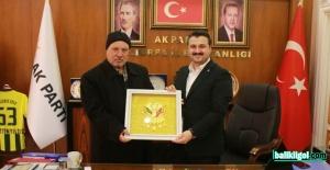 Mersavili Kıbrıs Gazisinden Ak Parti#39;ye...