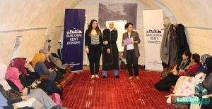 Şanlıurfalı ve Suriyeli kadınların bakın ne için bir araya geldiler