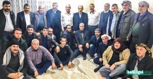 Siverek'te AK Parti adayı Şeyhmus Aydın'a tam destek