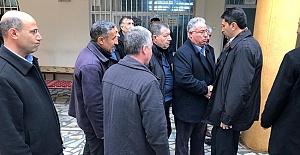 SP Adayı Mustafa Hekimoğlu, Bismillah diyerek başladı