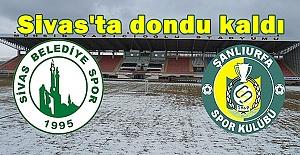 Urfaspor Sivas Belediyespor#039;a...