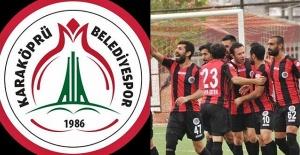 Karacabey Birlikspor 1-1 Karaköprü Belediyespor