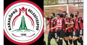 Karaköprü Belediyespor 2 Cizrespor 1