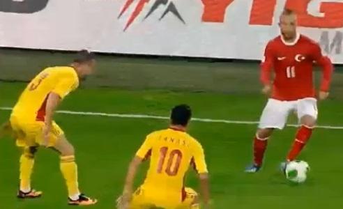 Romanya - Türkiye 0 - 2