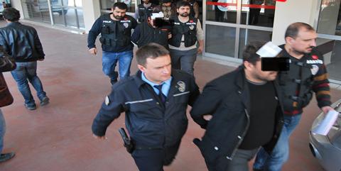 Urfa'da Cinayet şüphelisi tutuklandı
