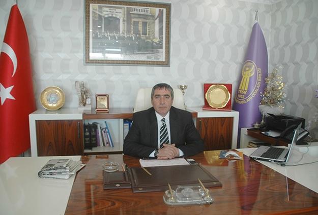 MESOB Başkanı Doğan Gazan; Torba Yasa'ya göre esnafın borçları yapılandırsın