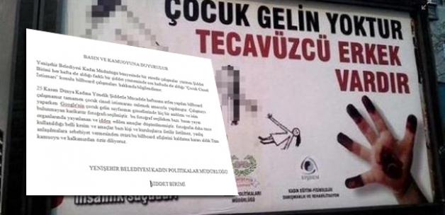 HDP'li belediye özür diledi