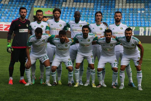 Urfaspor Balıkesirspor'u Yendi