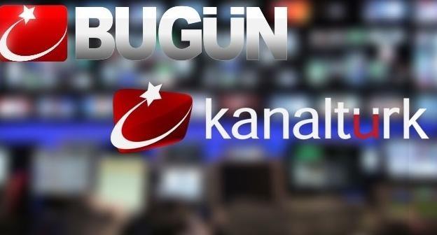 Bugün ve Kanaltürk TV de TÜRKSAT'tan çıkarıldı