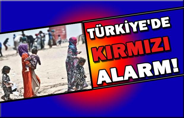 Türkiye yeni bir göç dalgasıyla karşı karşıya