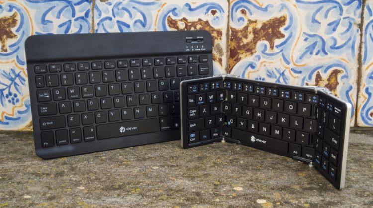Teknolojinin 'Akıllı' çıldınlığı! Akıllı klavye de çıktı