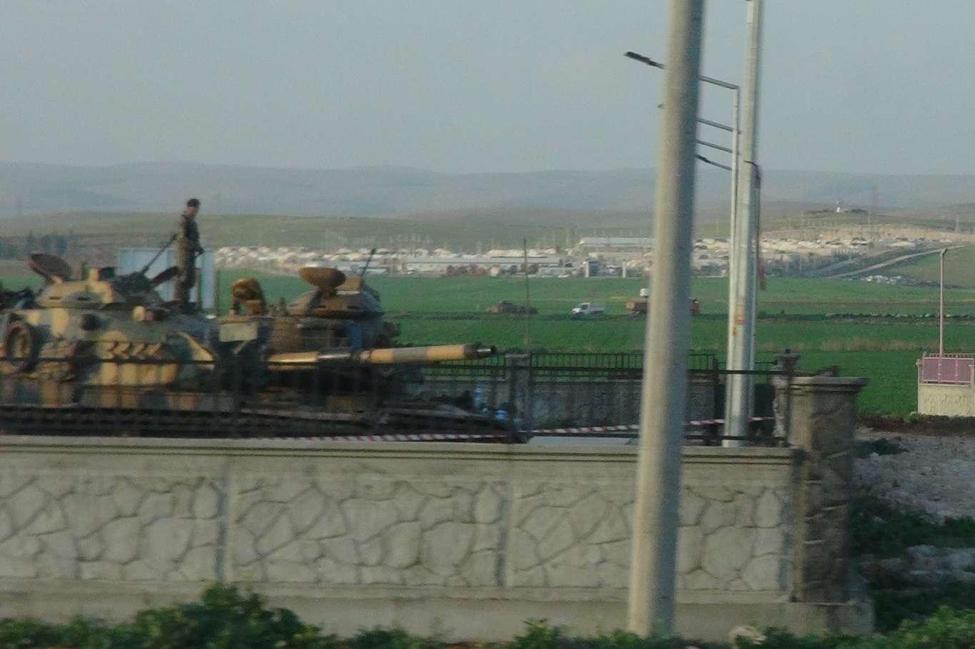 Nuseybin'e operasyon başladı mı? Tanklar İpekyolu'na konumlandı