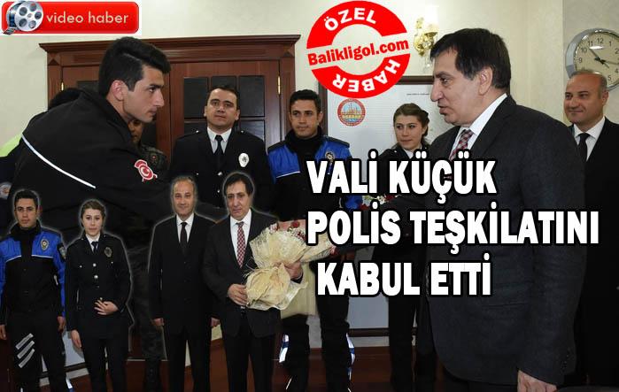 Türk Polis Teşkilatının kuruluşunun 171. Yılı Urfa'da kutlandı