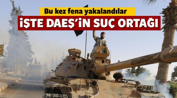 Büyük Şeytan! IŞİD ile mücadele ettiğini söylüyordu...