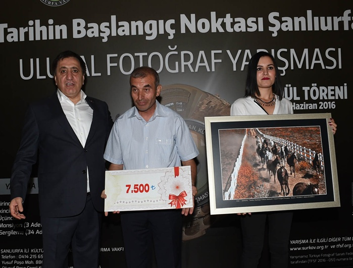 Ulusal Fotoğraf Yarışması ödülleri verildi