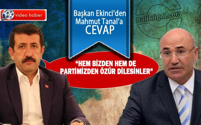 Mehmet Ekinci, CHP'li vekilleri dava edecek