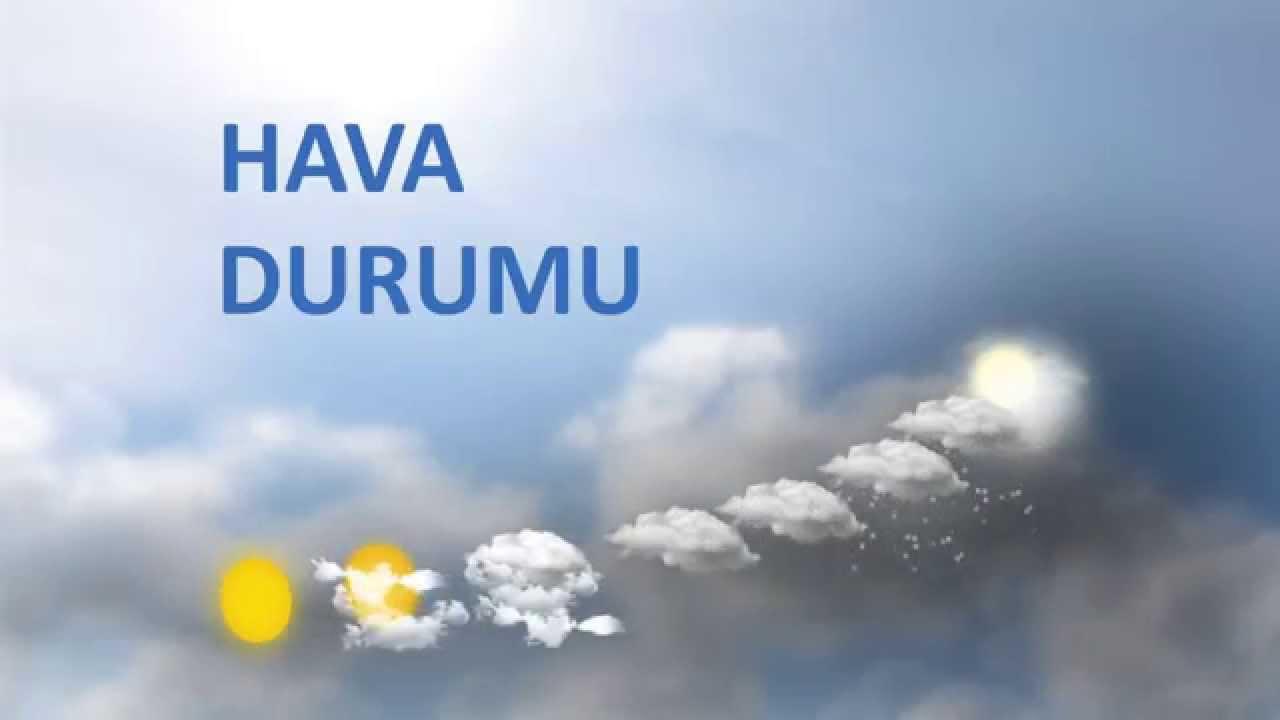 Dikkat! Meteorolojiden şiddetli yağış uyarısı-Yurtta hava durumu