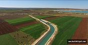 Urfa'da Topraklar Suya İnsanlar Aşa Kavuşuyor