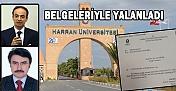 Prof. Ali Sarıışık Osman Baydemir'e Belgeleriyle Cevap Verdi